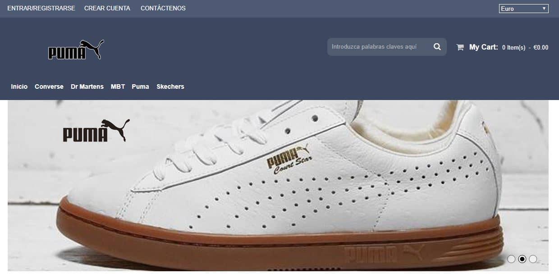 Monprisur.es Tienda Falsa Online Zapatillas Puma